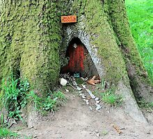 Where Mr Mole Lives by Lindamell