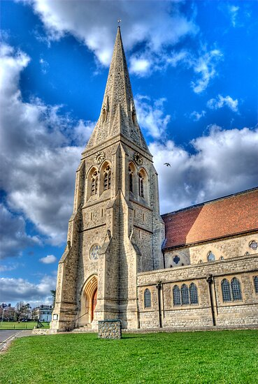 Blackheath Church by Bradley Old