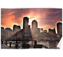 Ray of Sun, Boston, MA Poster