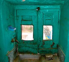 The blue soap dish by photojam