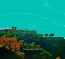 Italian Castle by Al Bourassa