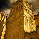 Exeter Cathedral by ajgosling