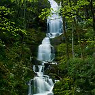 Buttermilk Falls by ApertureArtist