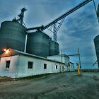 Grain Elevator by Studio601