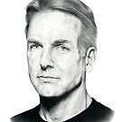 NCIS Special Agent Leroy &quot;Jethro&quot; Gibbs by Sheryl Unwin