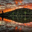 Cloud Spatter by Bob Larson