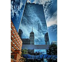 Mirrored Minneapolis Photographic Print