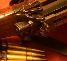 Lee Enfield 303 by Steve Unwin