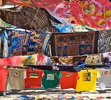 Mozambique Market Colours by Kelly Gate