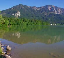Lake Kochelsee 05 by Daidalos