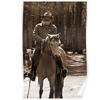 Horseman in the High Country II Poster