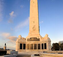 Royal naval memorial in Plymouth, Devon, UK by buttonpresser