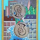 Two of Coins by nexus7