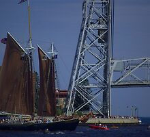 tall ships by StoneAge