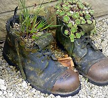 Fill yer Boots by Colin Metcalf