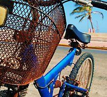 Rusty Old Bike- Progresso by lofquist