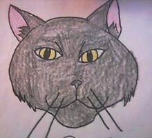 Black Cat by Regina  Null
