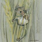 The Field Mouse by keepsakeart