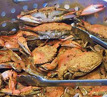 Crab Feast by Paulette1021