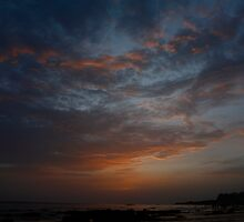 Sky Above Rota by fototaker