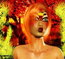 A Warrior's Senses by Junior Mclean