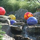 Chihuly on the Waterfall, Chihuly Chihuly Everywhere by Karen K Smith