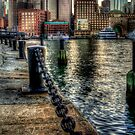 Boston Harbor walk  by LudaNayvelt