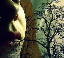 She Speaks Tree by eleveneleven