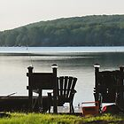Life at the Lake by Debra Fedchin