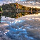 Sky Lake by Bob Larson