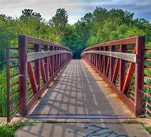Footbridge by ECH52
