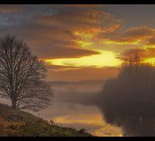 Misty River Wear  by Phil-Edwards