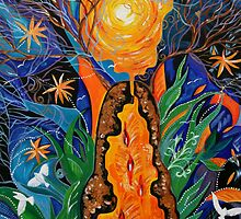 Light speed of LIFE.................. by Nira Dabush