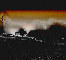 Verfluchtes Dorf - Cursed Village by mimulux