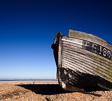 FE180 - Laid up at Dungeness by phillirm