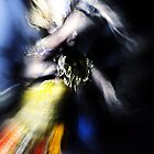 Motion Dancer #5 - Beat hands, and Wings of light by Komang