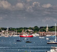 The Nantucket by Monica M. Scanlan