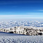 Uhuru summit, Kilimanjaro by mojgan