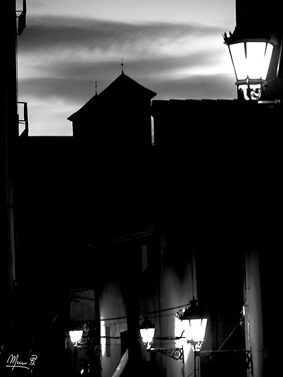 The street of sighs by marcopuch