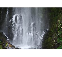 Bear Creek Falls Photographic Print