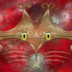 Cat's-Eyes by Hannah Joy Patterson