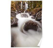 Hidden Falls Creek The Top Set Poster