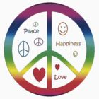 Life - Love Peace & Happiness by Decaire