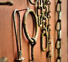 Vintage Chains by Lyana Votey