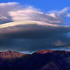 Lenticular Cloud  by Chris Whitney