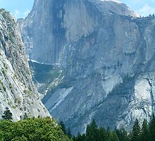 Yosemite Half Dome by Matt Lipa