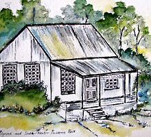 Pilgrim's Rest by Elizabeth Kendall