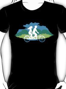Tandem Bike Trip T-Shirt