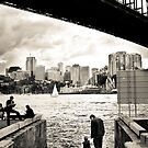 Sydney life. by David Sundstrom