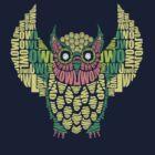 owl letter by FAZLI CAKIR